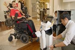 ربات برای افراد معلول