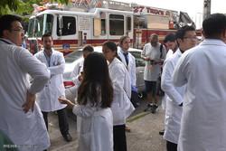 تیراندازی در بیمارستانی در آمریکا