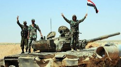 Syrian army establishes control over Salamiyeh strategic points