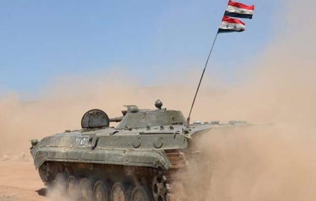 Syrian army advances in Hama, Homs