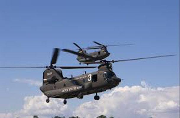 ارتفاع حصيلة ضحايا تحطم المروحية الأمريكية في غرب العراق