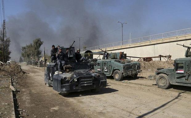 مسافة 250 مترا تفصل القوات العراقية عن نهر دجلة بالموصل القديمة