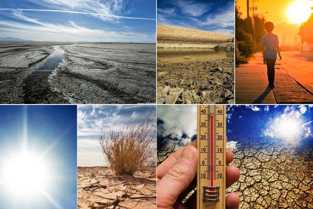 «باران» آبی بر آتش خشکسالی نشد/ریزگردهادر کمین پهناورترین استان