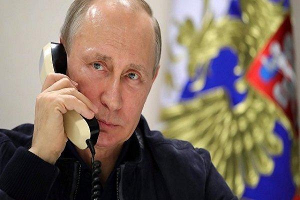 گفتگوی پوتین با مرکل و ماکرون درباره اوضاع منطقه و برجام