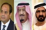 ٹرمپ نے سعودیہ، مصر اور امارات کے مشورے کے بعد بیت المقدس کو اسرائيل کا دارالحکومت تسلیم کیا