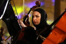 کنسرت ارکستر ملی ایران در اصفهان