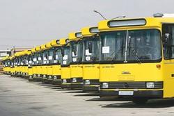 انتقال زائران با اتوبوسهای درونشهری به مرزهای جنوبی رایگان است