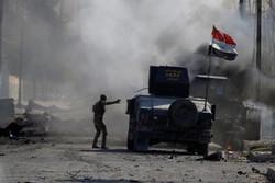 Irak güçlerinin DEAŞ'la mücadelesi