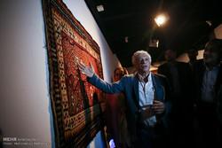 افتتاح نمایشگاه پرویز تناولی و شیرهای ایرانی