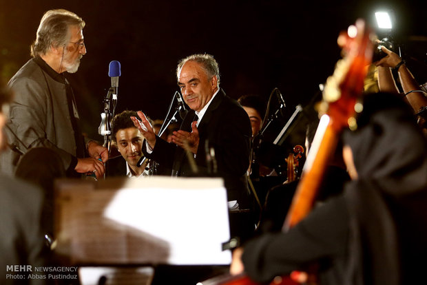 Iranian Natl. Orchestra Concert in Isfahan