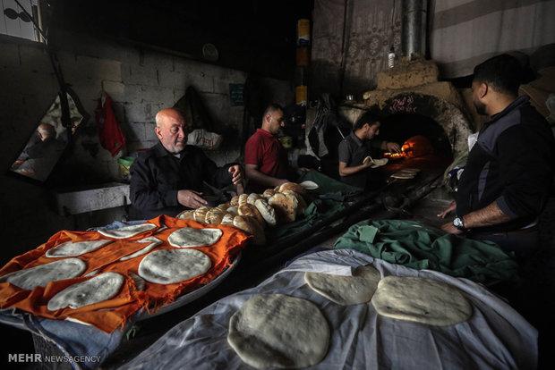 Filistin halkının karanlık geceleri
