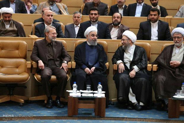 Yargı Erki Genel Kurul Toplantısı'ndan kareler