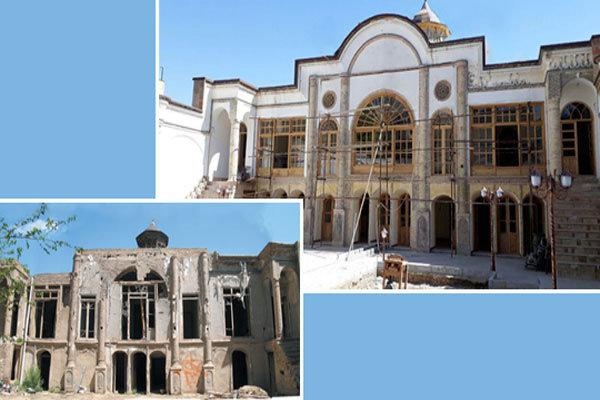 خانه ناصر الدین میرزا