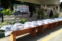 پاتک پلیس به ۶۰۰ موادفروش پایتخت/ کشف ۱۸۵ کیلو انواع موادمخدر