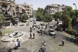 تفجير إرهابي وسط العاصمة السورية دمشق
