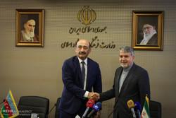 دیدار وزرای فرهنگ ایران و آذربایجان