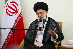 Judiciary officials meets Ayatollah Khamenei