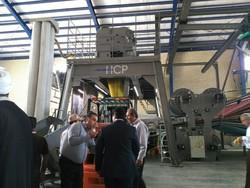 سایت نمایشگاهی برای تولیدات شهرک صنعتی بیستون ایجاد شود