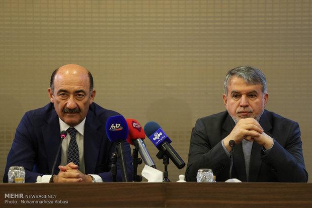 Iran, Azerbaijan culture ministers meet in Tehran