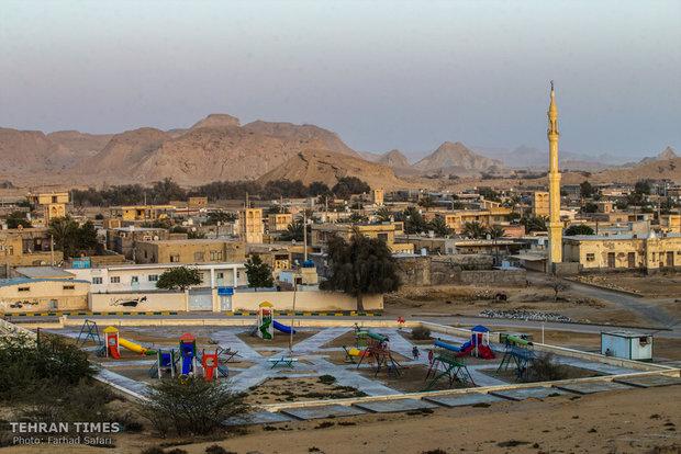 A peek into life in Laft, southern Iran