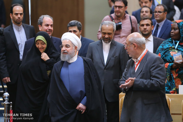 Intl. conference on dust storms gets underway in Tehran