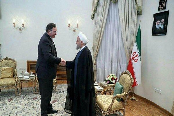Total seeks long-term coop. with Iran