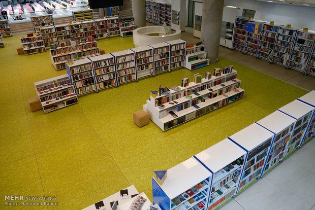 Tehran Book Garden inaugurated