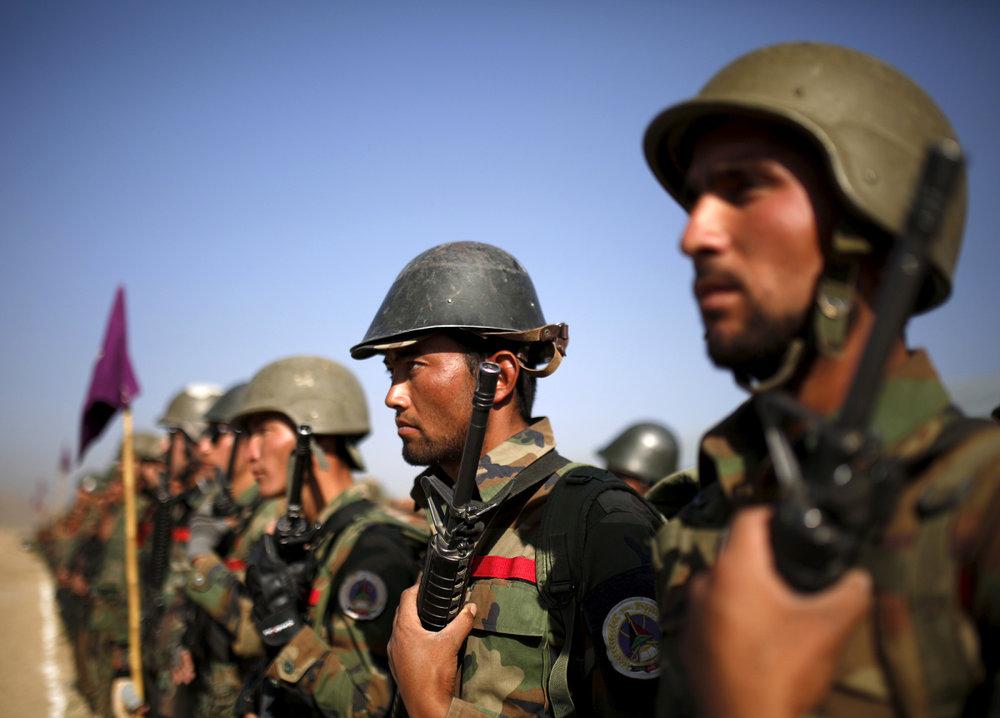 Afghanistan time
