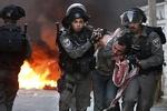 یورش صهیونیستها به کرانه باختری/ وقوع درگیری با فلسطینیان