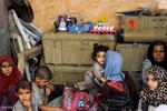 وضعیت غیرنظامیان در موصل