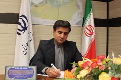 فرزاد فتاحی مدیرکل ورزش و جوانان استان سمنان