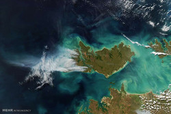 عکس های ماهواره ای از سطح زمین در ماه گذشته