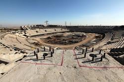ساخت ورزشگاه