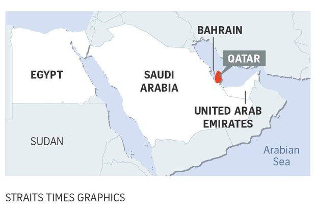 Qatar accuses Saudi Arabia, UAE of weakening currency