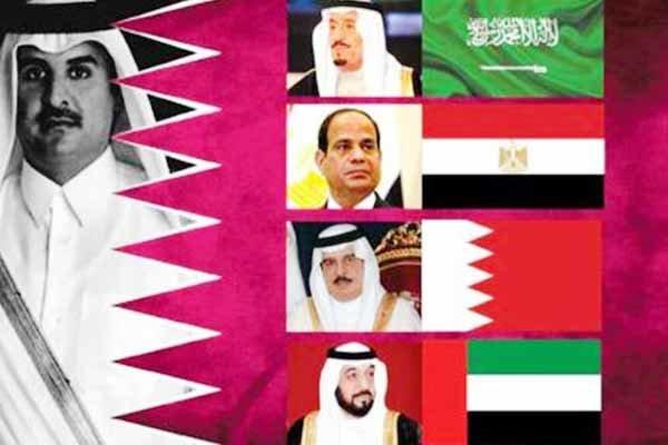 تداوم بحران قطر/ دو راهی دوحه بعد از خروج آمریکا از برجام