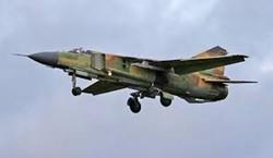 Syria air force