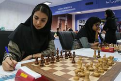 İran'da santranç yarışmaları