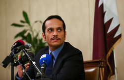 Qatar calls for Iran-Arab states dialogue