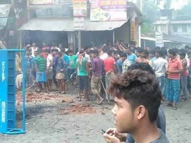 بھارتی ریاست مغربی بنگال میں مسلح افراد کی فائرنگ سے 2 مظاہرین ہلاک