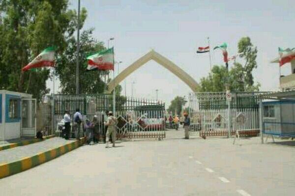 تردد زوار اربعین حسینی از مرز خسروی تعیین تکلیف میشود