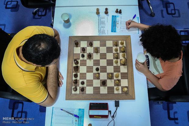 مسابقات شطرنج غرب آسیا