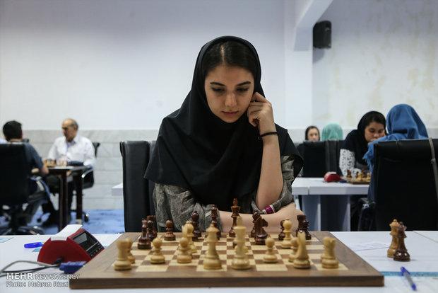 İran'da santranç yarışmları
