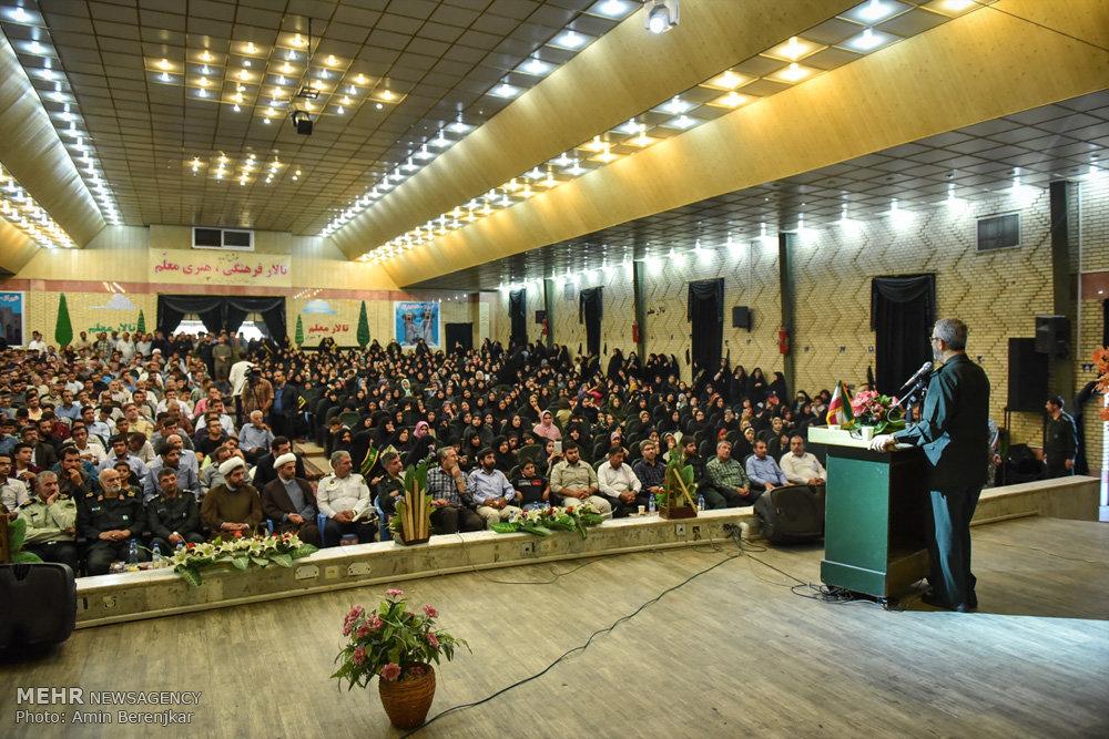یادواره سردار احمد متوسلیان و یاران در شیراز