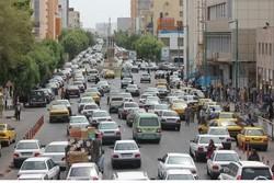 شهر بندرعباس.ترافیک - کراپشده