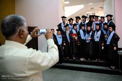 جشن فارغ التحصیلی دانشجویان علوم پزشکی داشگاه تهران