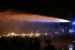 تجمع اعتراضی در هامبورگ