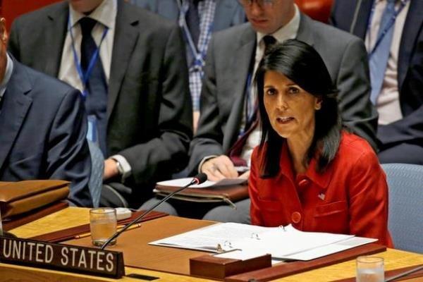 «نیکی هیلی»: زمان مذاکره با کرهشمالی به اتمام رسیده است