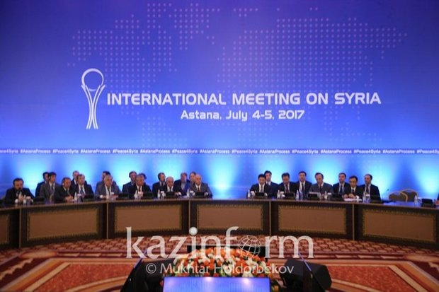 6th round of Astana process scheduled for late August