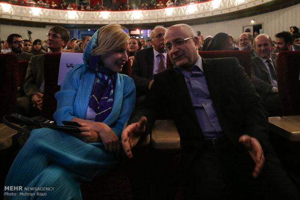 حفل أوركسترا سمفونية طهران بقيادة ريكاردو موتي