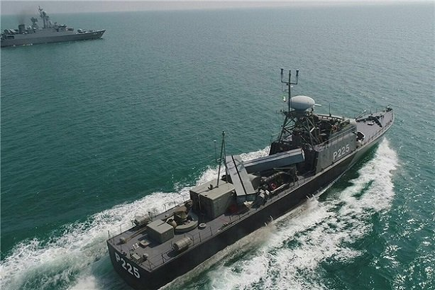 Iran Wraps Up Naval Drill In Caspian Sea Mehr News Agency